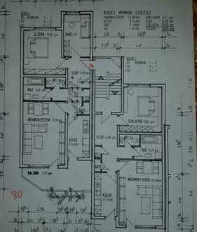 Erstbezug nach Sanierung mit Balkon: schöne 3-Zimmer-Wohnung in Alzeyer Stadtmittey