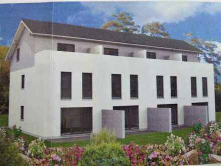60437 Frankfurt (Nieder-Erlenbach), Neubau Luxus-RMH,Wfl.ca.120m², 5Zi,EBK,2Bä, Terrasse,Garten,Top