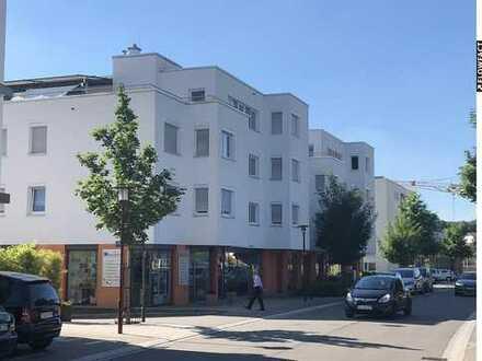 Renditeobjekt: Vermietete Ladenfläche inkl. 5 Stellplätzen im Zentrum von Dußlingen