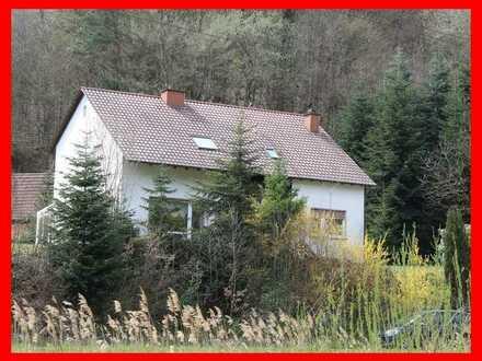 Großzügiges Einfamilienhaus in Ortsrandlage