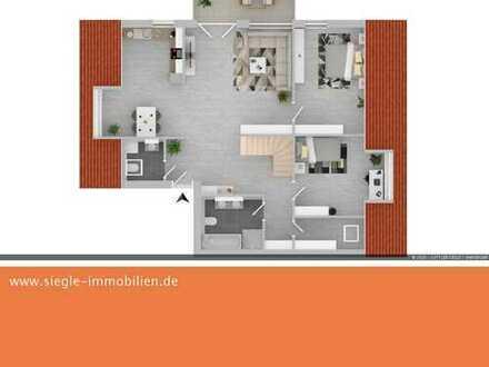 Neubau-Moderne 5 Zi-Maisonette-ETW in Bad Rappenau-OT