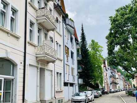 Charmante 3-Zimmer Altbau Wohnung im Herzen von Baden-Baden -frei nach Vereinbarung-
