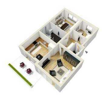 Neubauwohnung in Zentrumslage - WHG 14