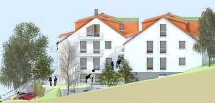 Güglingen - Wohnen über den Zaberauen, Neubau - 3,5 Zi. Komfortwohnung - Baubeginn erfolgt!