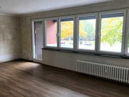 Repräsentative 3,5 Zimmer Wohnung mit Balkon