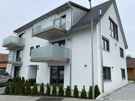 Neubau: Exklusive 5-Zimmer-Wohnung