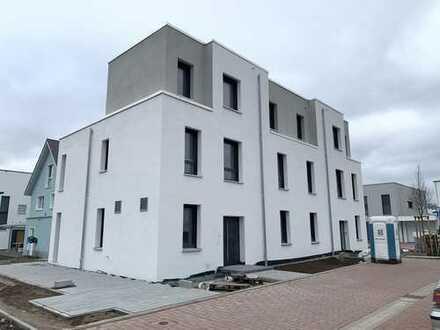 Neubau Erstbezug: Doppelhaushälfte mit top Ausstattung