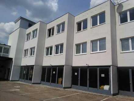 Dietenhofen: Hallen/Lager von 28 m² bis 250 m², ebenerdig, mit Lkw anzufahren.