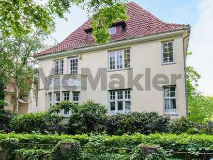 Liebe auf den ersten Blick: Herrschaftliche Villa mit Sonnenterrasse in bester Lage von Flensburg