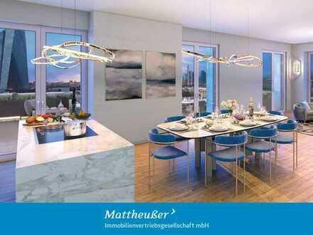 3-Zimmer-Wohnung mit herausragendem Wohnkomfort - Badezimmer en Suite, Balkon & Loggia