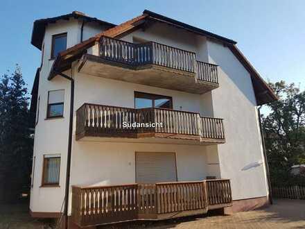 Vollständig renovierte 3-Zimmer-Wohnung mit Balkon in Rhein-Pfalz-Kreis