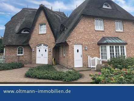 Traumwohnung im schönen Landhaus Dünental unter Reet