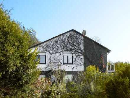 Fuldatal:Sehr großzügiges, freies Einfamilienhaus mit Einliegerwohnung zum kurzfristigen Bezug