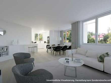 Großzügig geschnittene Wohnung in Stuttgart-Degerloch mit tollem Garten.