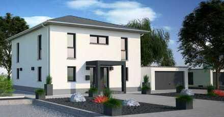 Das Besondere Baugrundstück für kreative Bauherren! Ihr Wunschhaus mit 2 Gartenebenen