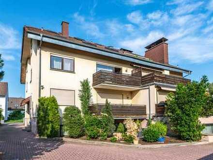 Mühlheim-Lämmerspiel: Gemütliche, vermietete 2 Zimmer-Wohnung mit Süd-West Balkon in ruhiger Lage