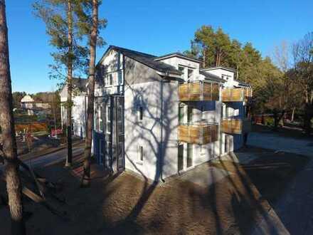 Endspurt! Letzte 2 Raumwohnung mit Terrasse und moderner Einbauküche im SCHILLERQUARTIER