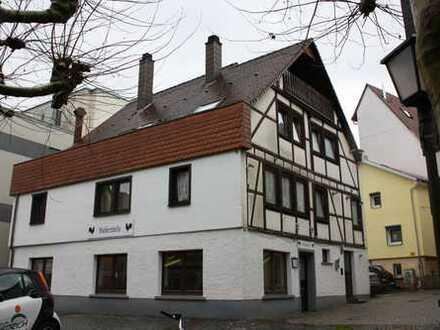 Wohn- und Geschäftshaus in Mosbach