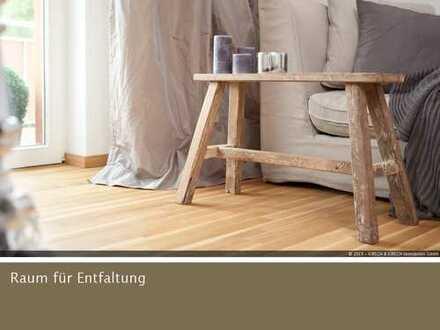 Wohnen im Grünen: Schöne 2-Zimmer-Wohnung mit Bodengleicher Dusche