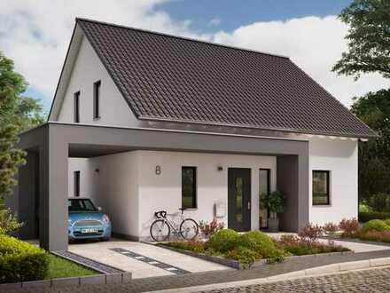 Ihr Haus mit eigenem Carport..!