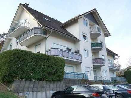 Gemütliche Wohnung in ruhiger Lage solide vermietet mit Balkon und Stellplatz