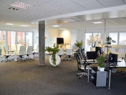 Exklusive Büroräume in repräsentativen Bürogebäude nähe FFM