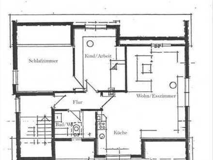 PROVISIONSFREI!! - Gemütliche 3,5-Zimmer Dachgeschosswohnung in 73240 Wendlingen am Neckar