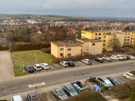 Wunderschöne 3 ZKB Wohnung mit Traumhaften Ausblick über Alzey
