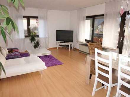 Gemütliche 4 Zimmer Wohnung mit großem Balkon