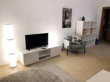 *1-Zimmer-Apartment*kpl. ausgestattet/möbliert*