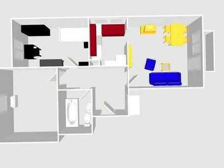 15 qm Zimmer in Augsburg-Göggingen (2er WG)