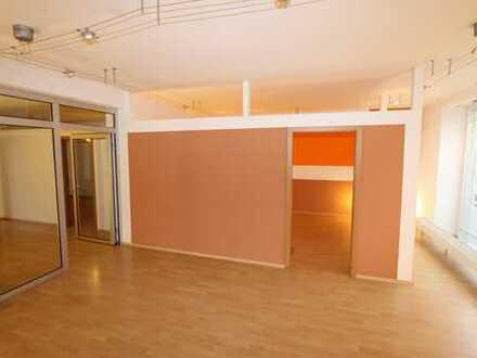 Schönes preiswertes Laden-Büro im Stadtkern von Altlandsberg, Berliner Straße, Haupteinkaufsstraße