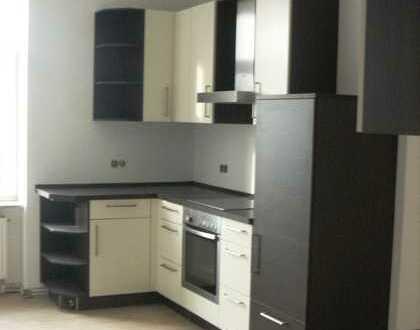 Großzügige 2,5- Zimmer Wohnung mit Einbauküche im Bahnhofsgebäude