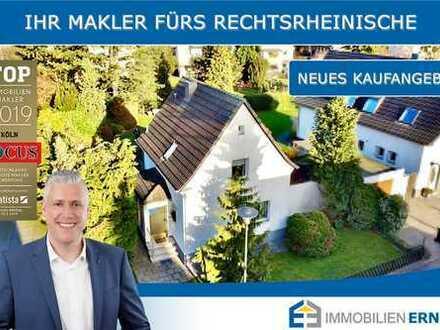 Seltene Gelegenheit! Charmantes Einfamilienhaus auf großem Grundstück im Badischen Viertel!