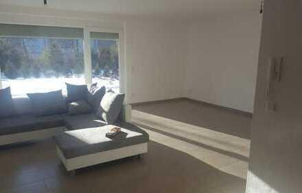 2 Zimmerwohnung in Dormettingen. Neubau