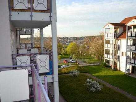 Tolle 1-Zi.-Wohnung mit Balkon in schöner Südstadt-Lage - Nähe Hochschule