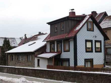 Wohnhaus am Rande des Thüringer Waldes