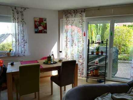 Helle 2-Zimmer-Wohnung in Südhanglage
