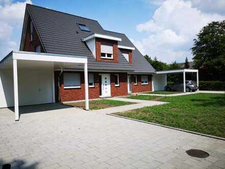 Helle, lichtdurchflutete Doppelhaushälften in Münster - Handorf