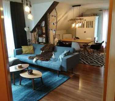 Freundliche 3-1/2-Zimmer Maisonette Wohnung