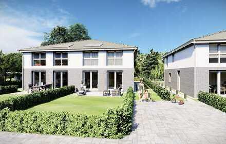 Neubauprojekt mit 4 Doppelhaushälften - Letzter Nachbar gesucht!