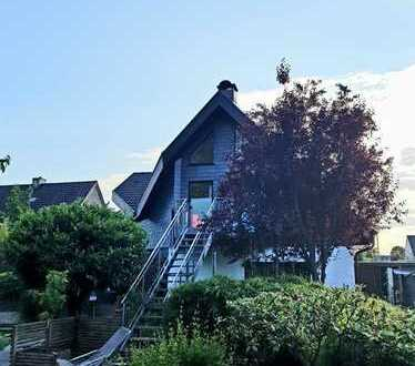 Modernes Flair und großzügiges Raumkonzept! Wohnen auf 250 qm mit Sonnengarten am Wald.