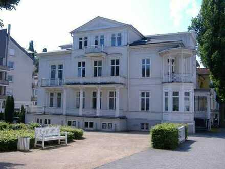 Büroflächen im repräsentativen alten Stadthaus im Herzen von Bad Pyrmont