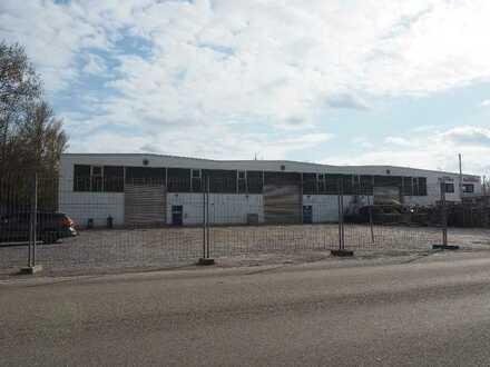 Gewerbehalle mit viel Potential in bester Lage LD-Mörlheim