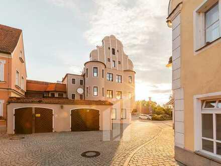Exklusives Wohnen in der historischen Altstadt, Rain am Lech!