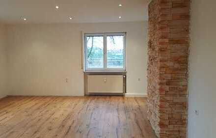 Renovierte 3-Zimmer-Wohnung in Kleinwallstadt