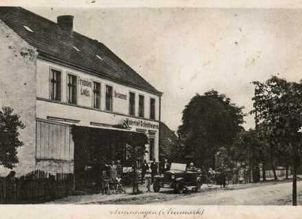 ehemaliges Gast- und Wohnhaus in Märkisch-Oderland (Kreis), Bad Freienwalde (Oder)