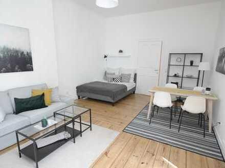 Neu möblierte und ruhige 1 Zimmer Wohnung im Prenzlauer Berg - frei ab sofort