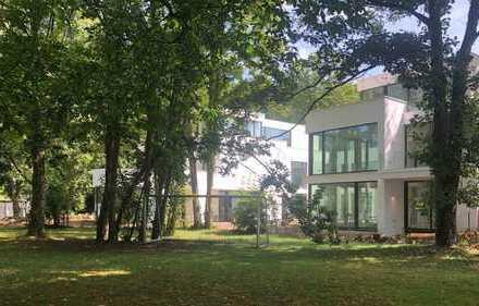 Erfüllen Sie sich Ihren Traum! Stilvolle Gartenwohnung mit gr. Terrassen! Neubau Erstbezug!