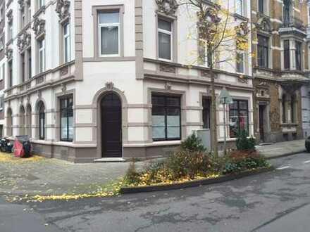 Provisionsfreie drei Zimmer Denkmal Wohnung mit Balkon in Aachen, Marschiertor